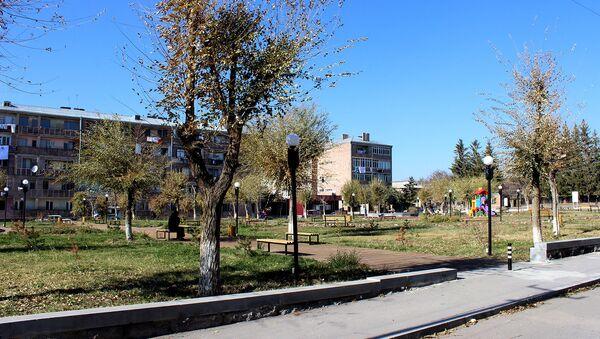 Город Талин, Арагацотн, Армения - Sputnik Армения