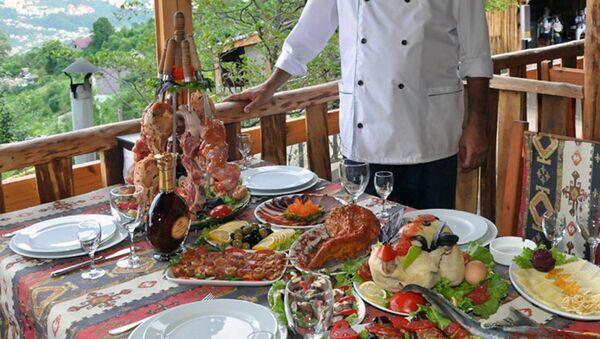 Армянская кухня - Sputnik Արմենիա