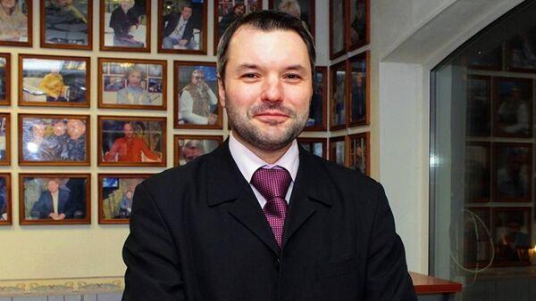 Эксперт Дмитрий Солонников - Sputnik Армения