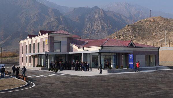 Открытие свободной экономической зоны. Мегри, Армения - Sputnik Армения