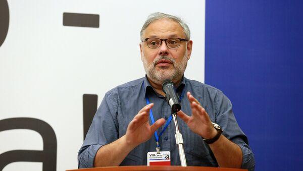 Съезд политической партии Гражданская платформа - Sputnik Армения