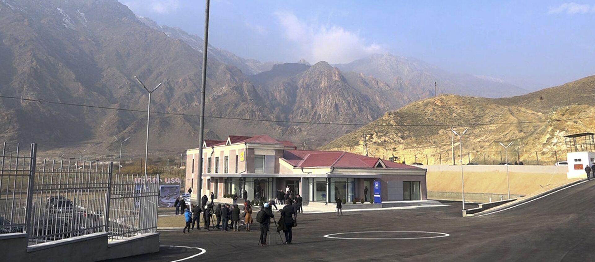 Свободная экономическая зона Мегри открылась в Армении на границе с Ираном - Sputnik Արմենիա, 1920, 27.07.2021