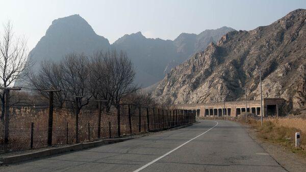 Армяно-иранская граница - Sputnik Армения