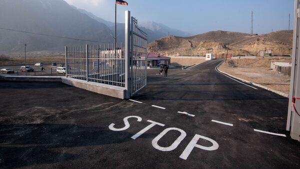 Свободная экономическая зона г. Мегри - Sputnik Армения