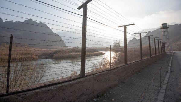 Армяно-иранская граница - Sputnik Արմենիա