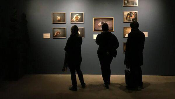 Фотовыставка про жизнь сирийских армян в Армении - Sputnik Արմենիա