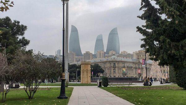 г. Баку  - Sputnik Армения
