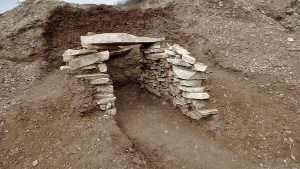 Раскопки в селе Ашан (Арцах) - Sputnik Արմենիա