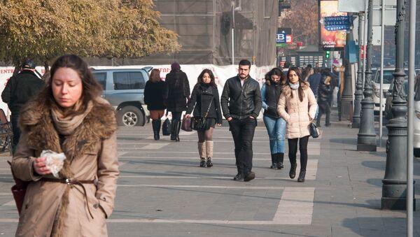 Улица Абовяна, Ереван - Sputnik Արմենիա