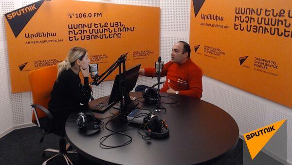 SPUTNIK Արմենիայի հյուրն է լրագրող, որսորդ Էդուարդ Սարիբեկյանը - Sputnik Արմենիա