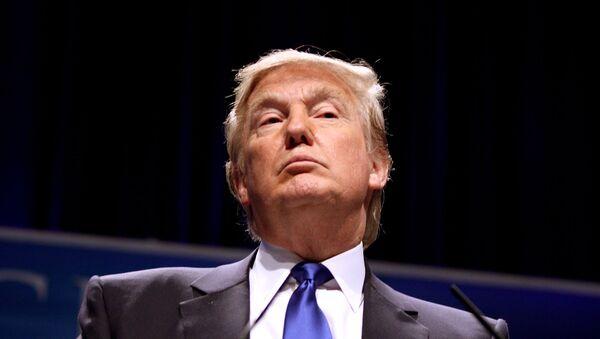 45-ый президент США Дональд Трамп - Sputnik Արմենիա