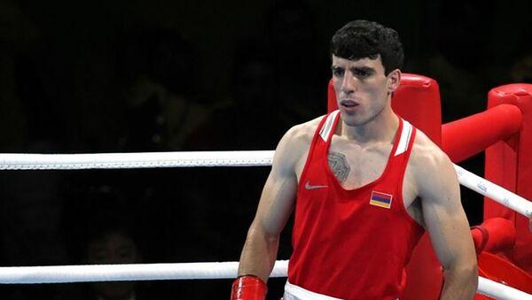Боксер Ованес Бачков - Sputnik Армения
