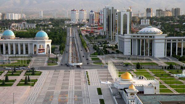 Ашхабад – столица Туркменистана - Sputnik Армения